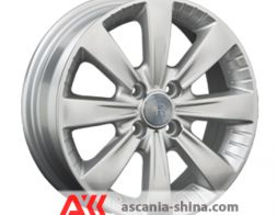 Replay Hyundai (HND72) 6.0xR15 4х100 ET48 DIA54.1 (Silver)