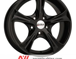 Disla Luxury 406 6.0xR14 4х100 ET37 DIA67.1 (Black)