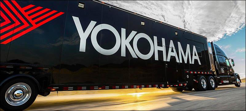 Грузовые японские шины Yokohama