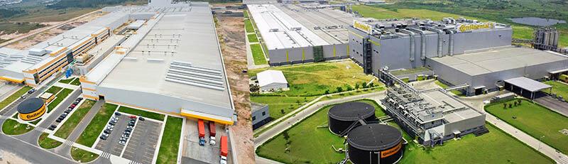 Заводы Continental в Китае и Бразилии фото
