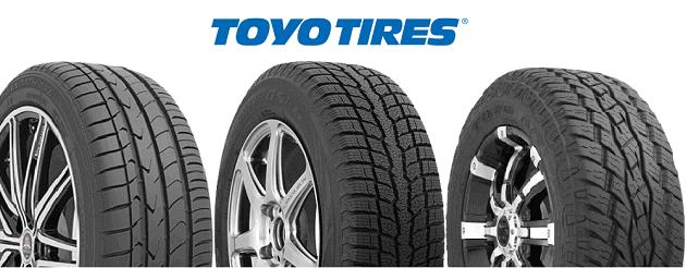 Купить летние, зимние и всесезонные шины Toyo