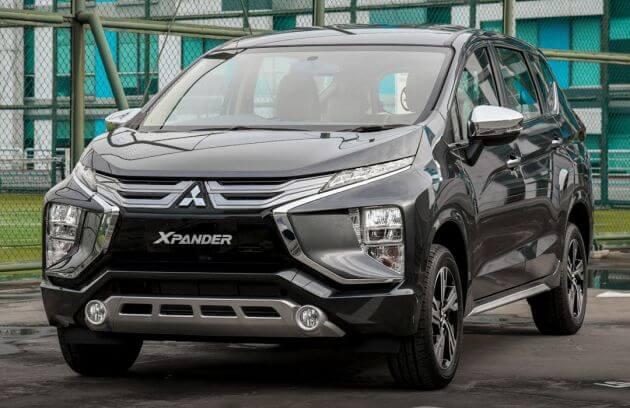 На Mitsubishi Xpander устанавливаются шины Toyo Proxes CR1