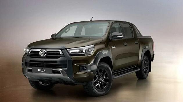 На Toyota Hilux 2021 будут устанавливаться шины Тойо