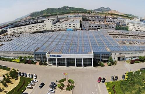 Завод производителя резины Сайлун, Китай