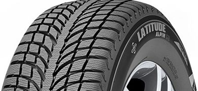 Зимние шины Michelin Latitude Alpin 2  и Pirelli Scorpion Winter: тест-обзор