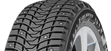 Зимние шины Michelin X-Ice North 3 и Pirelli Ice Zero: тест-обзор