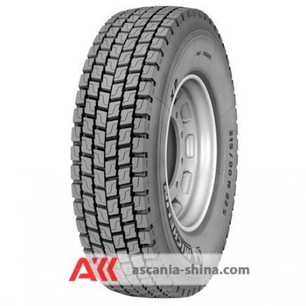 Michelin X All Roads XD 315/80 R22,5 156/150L