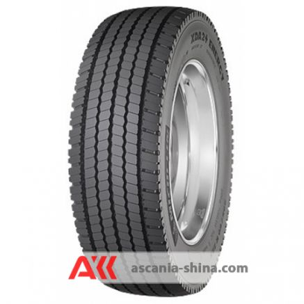Michelin XDA 2+ Energy (Ведущая) 295/80 R22,5 152/148M