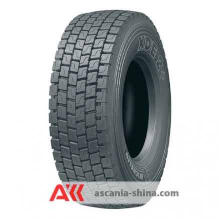 Michelin XDE 2+ (Ведущая) 265/70 R19,5 140/138M