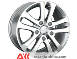 Replay Ssang Yong (SNG17) 6.5xR16 5х112 ET39.5 DIA66.6 (Silver)