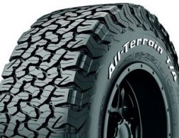 BF Goodrich All Terrain T/A KO 2 265/65 R17 120/117S