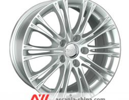 Replay BMW (B180) 7.5xR17 5х120 ET20 DIA72.6 (Silver)