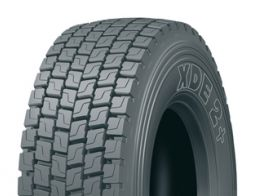 Michelin XDE 2+ (Ведущая) 305/70 R19,5 147/145M
