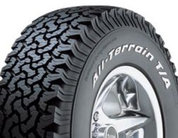 BF Goodrich All Terrain T/A KO 235/85 R16 120/116S