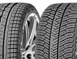 Michelin Pilot Alpin PA4 235/55 R18 104V XL