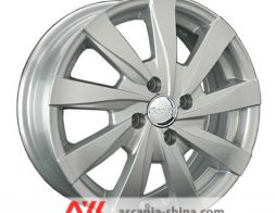 Replay Nissan (NS169) 6.0xR15 4х100 ET50 DIA60.1 (Silver)