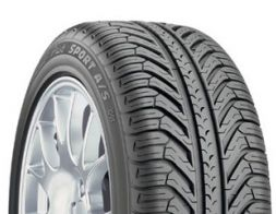 Michelin Pilot Sport A/S Plus 245/40 R17 91Y