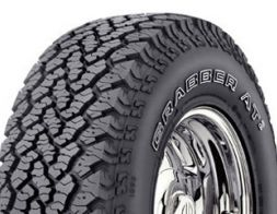General Tire Grabber AT2 265/75 R16 121R