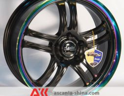 Advanti SG31 8.0xR18 5х112 ET35 DIA73.1 (MBTR)